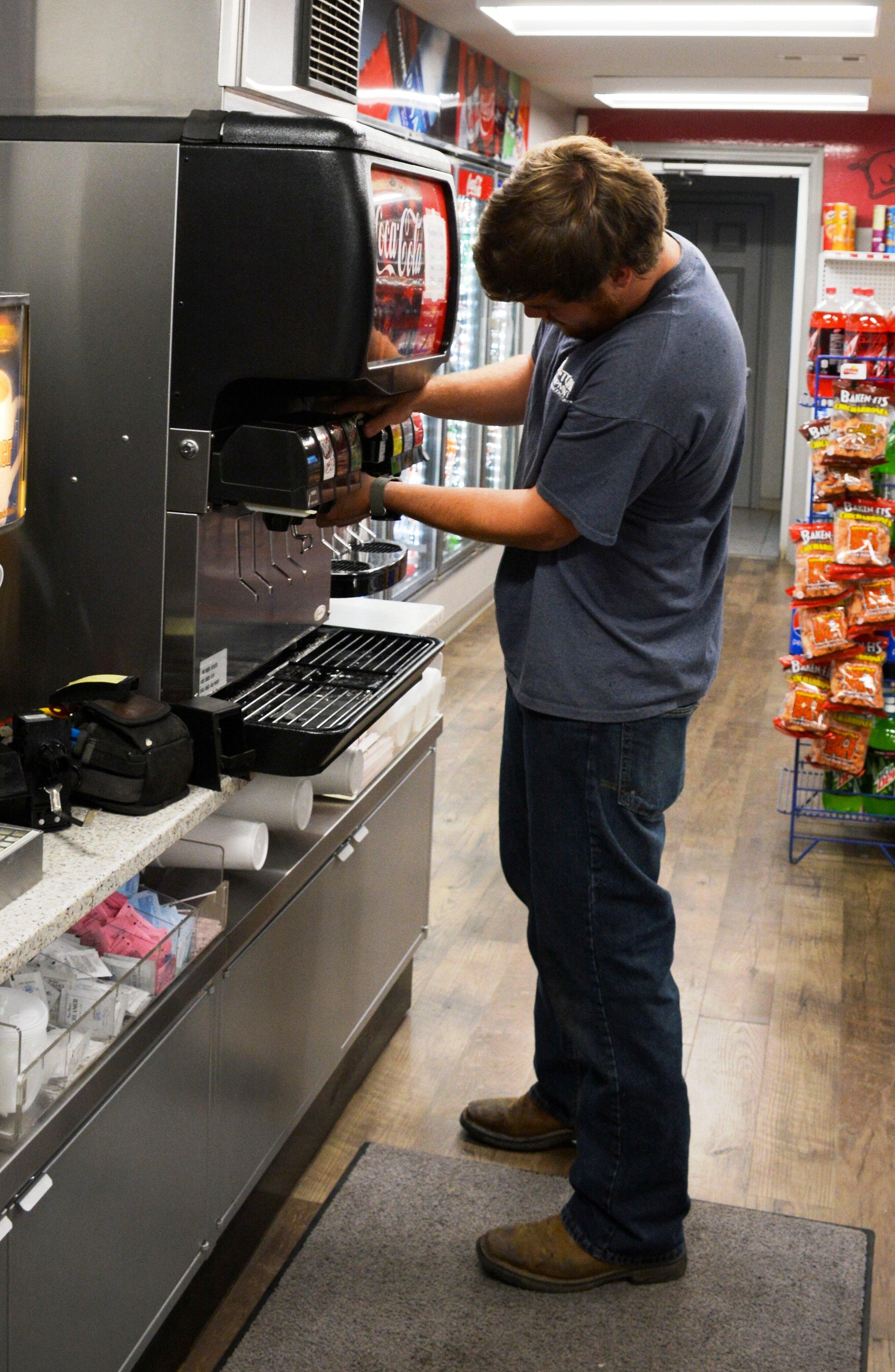restaurant equipment repair in central arkansas