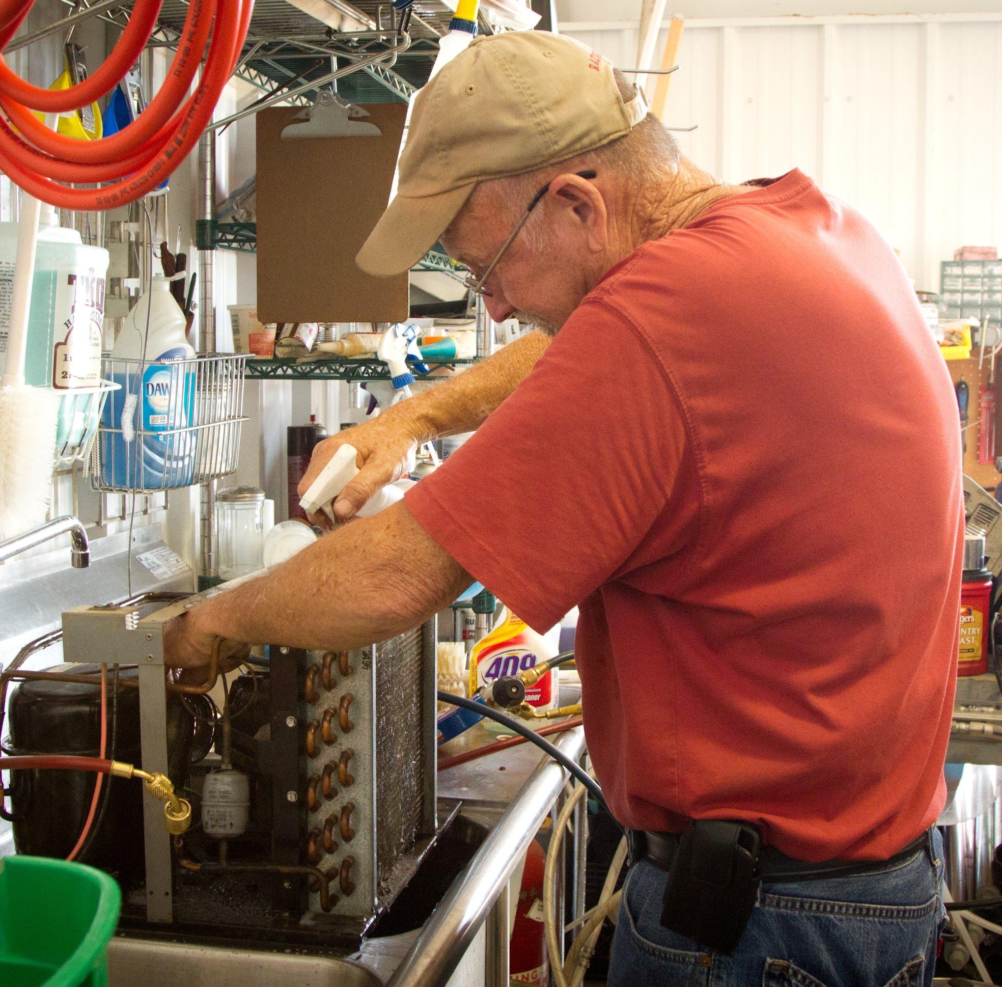 restaurant equipment repair arkansas