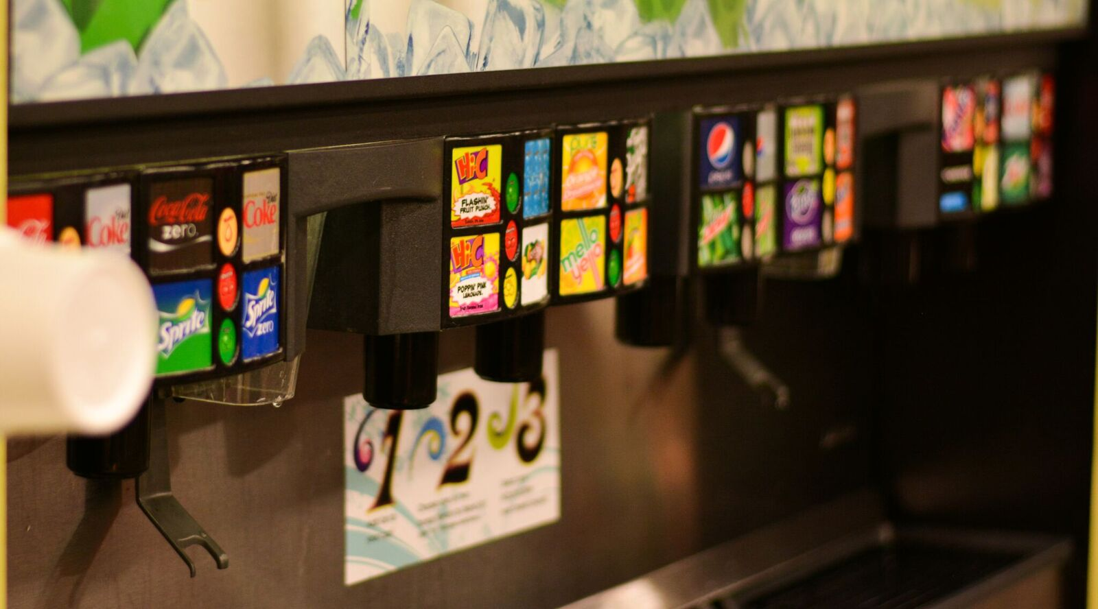 commeical soda fountains