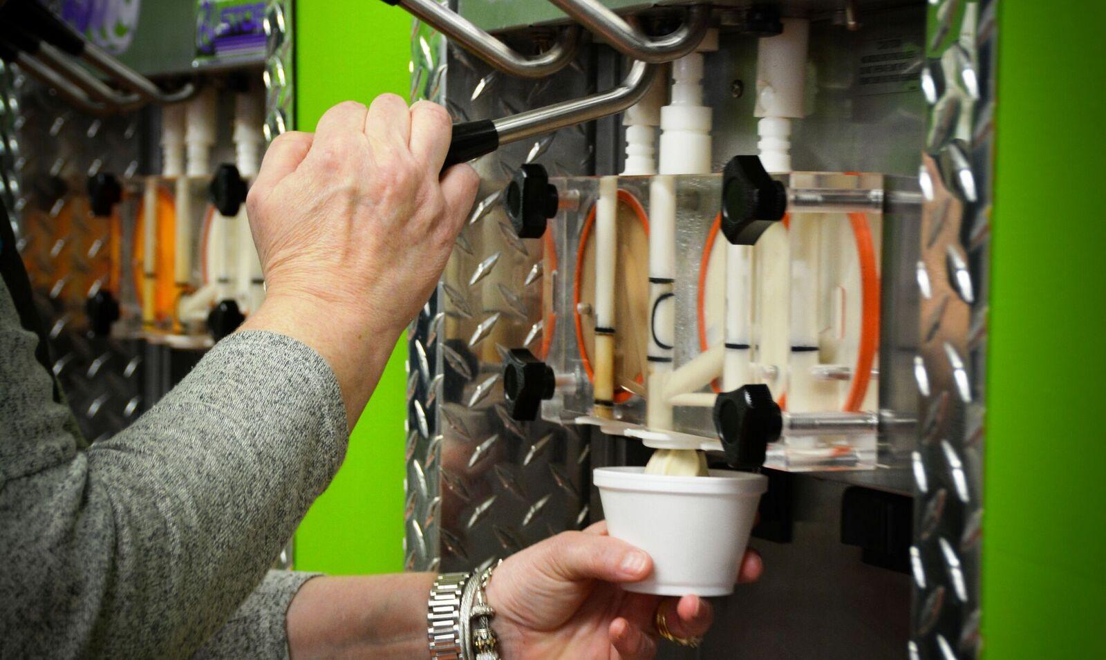 commerical ice cream machines