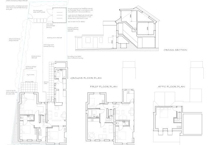 bespoke flat design
