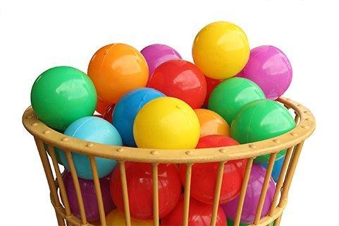 kindy rocks early learning preschool balls in the basket