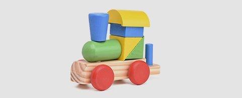 kindy rocks early learning preschool train toy