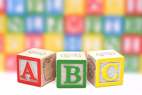 kindy rocks early learning preschool alphabets and numbers
