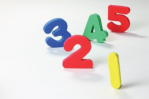 kindy rocks early learning preschool toy numbers