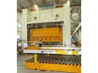 Pressa Benelli 1600 Ton