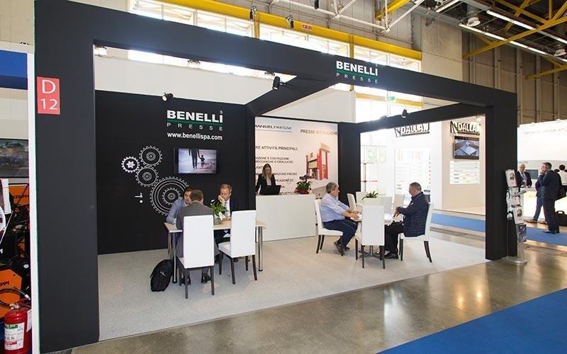 Мероприятие Lamiera Benelli Presse