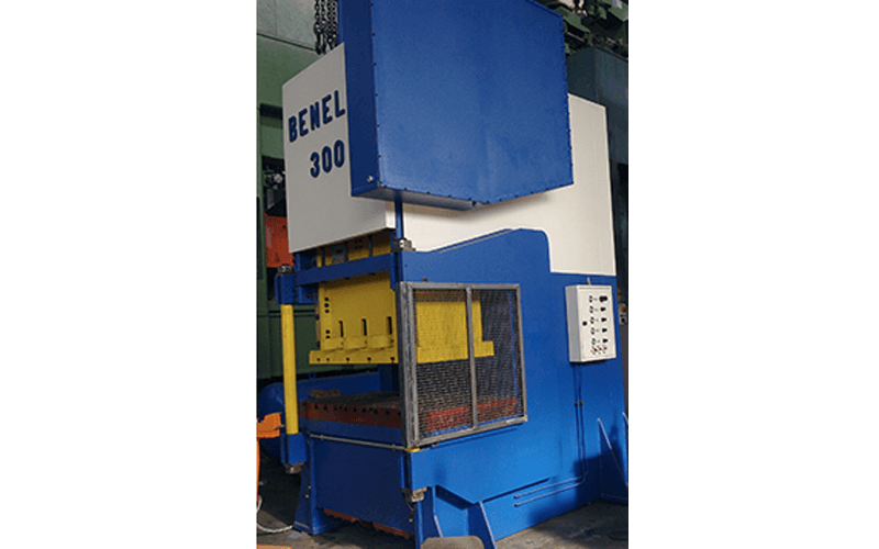 Overhauled used presses