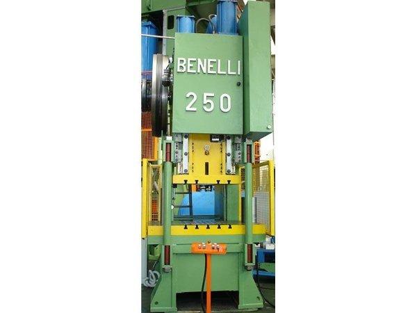 Pressa Benelli 250 Ton C-FRAME
