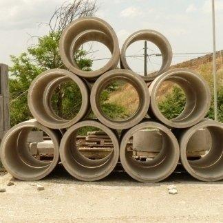 Tubi in cemento vibrocompresso