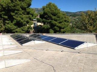 zavorre per impianti fotovoltaici