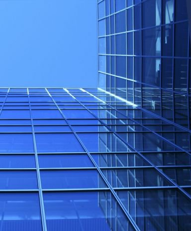 advanced glass scratch repair building glass vertical view