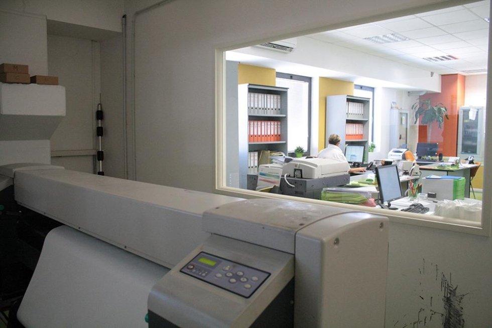 ufficio stampaggio