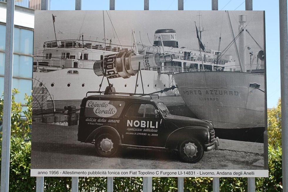 Conosciuto Centro stampa | Livorno, LI | Nobili pubblicità RE02