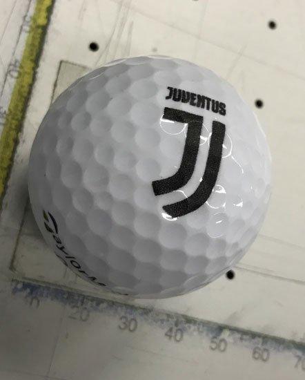 pallina da golf-juventus
