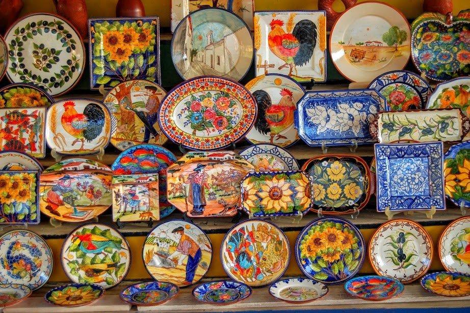 Alentejo Portugal Pottery