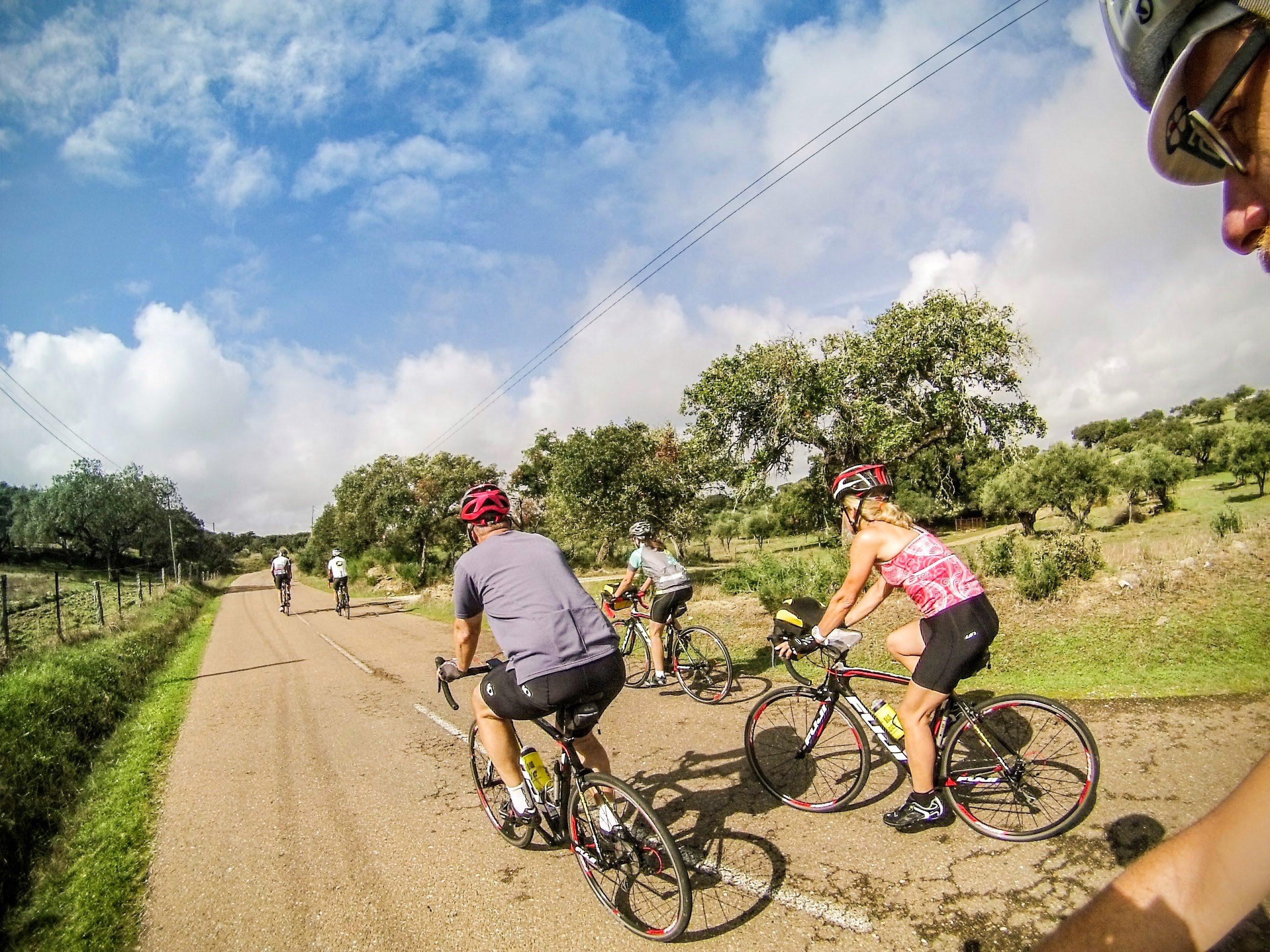 Alentejo bike tour