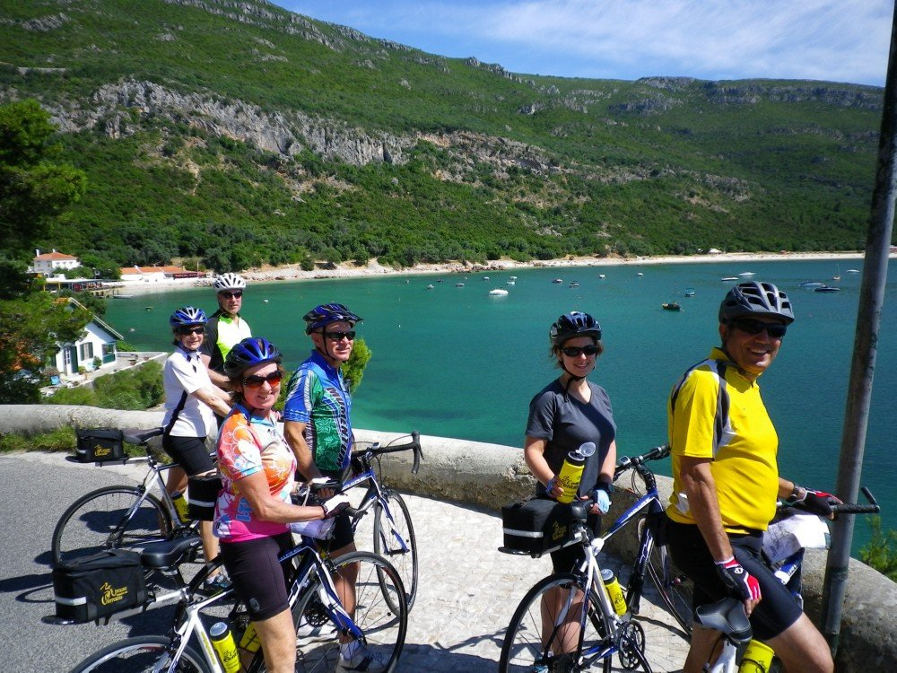 rota vicentina bike tour