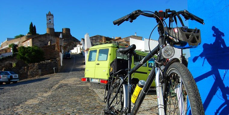 portugal bike tour