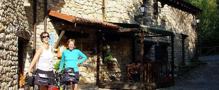 Picos de Europa Asturias Bike Tour ladies