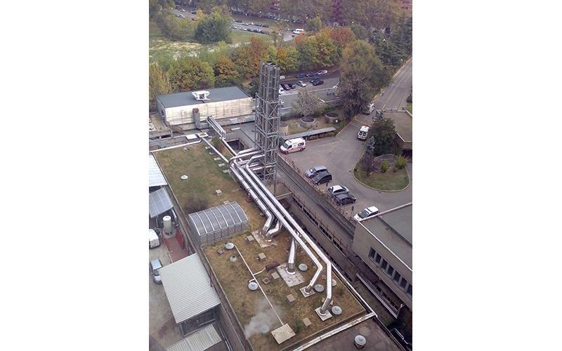 Impianti termotecnici industriali