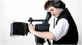 cinepresa, riprese video, cameraman
