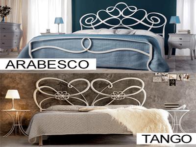 Letti Cosatto Arabesco - Tango
