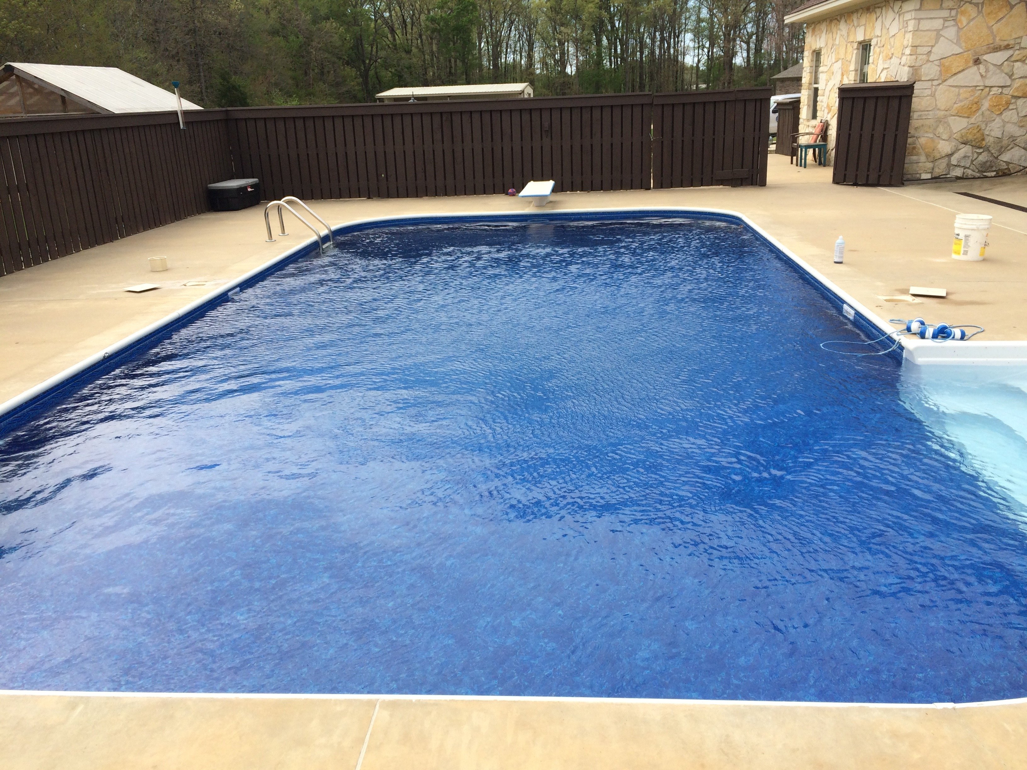 custom pool design in Searcy, AR