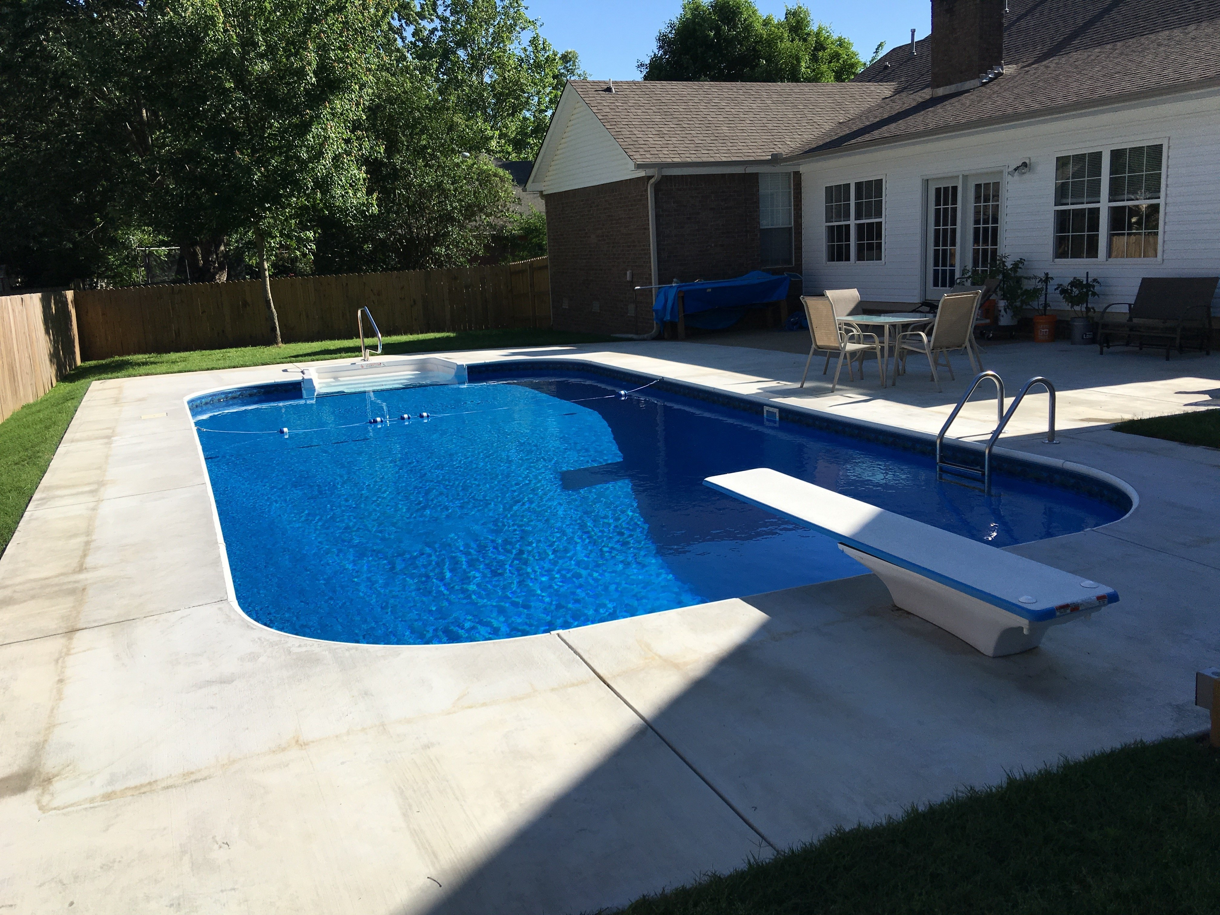 custom pool design Searcy, AR