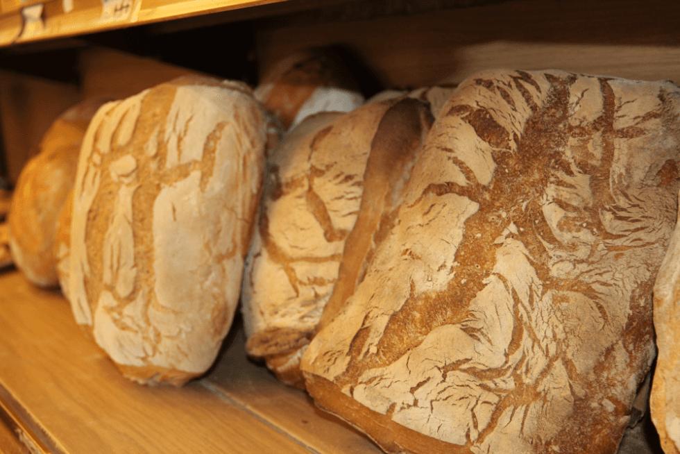 Vendita pane fresco