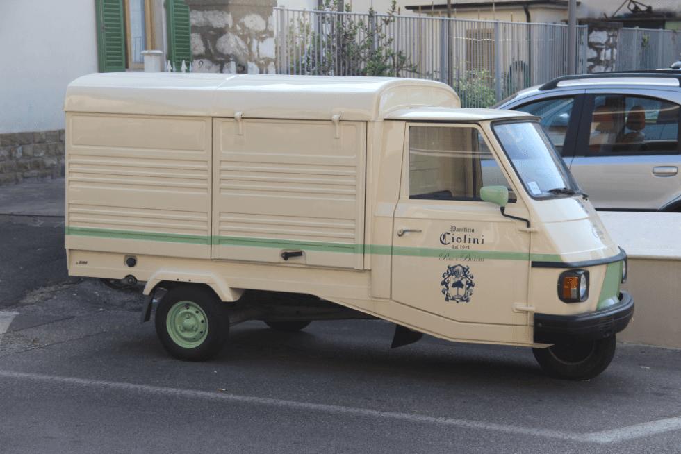 Ape panificio Ciolini
