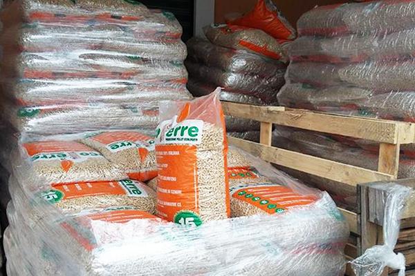 produzione pellet biologico