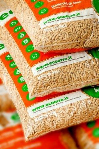 produzione pellet italiano