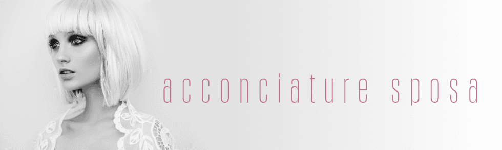 Acconciature-sposa