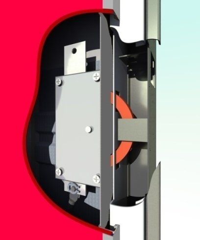 Porta blindata Rotox