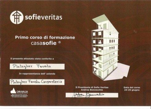 Corso formazione 2009 Sofieveritas