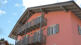 tetti legno lamellare