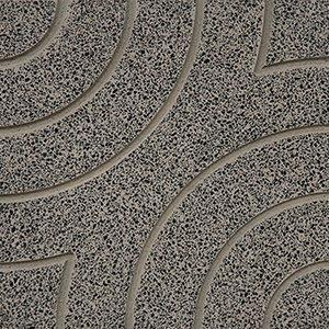 pavimento in marmo arlecchino grigio