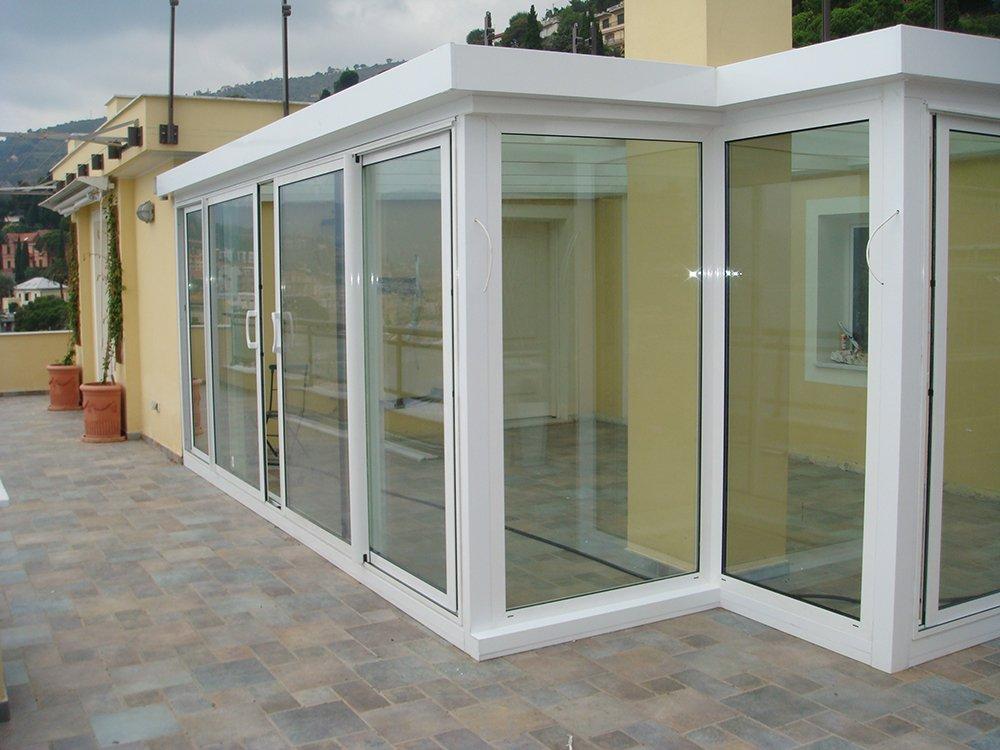 veranda per terrazzi