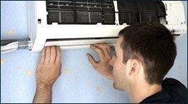riparazione condizionatore