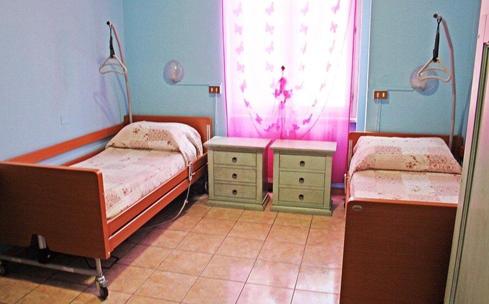 casa di riposo per anziani non autosufficienti