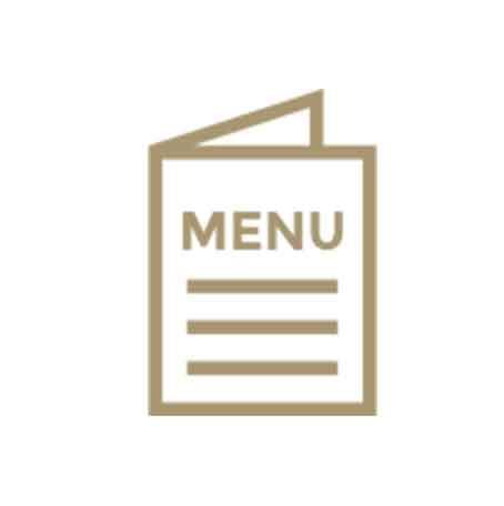 Icona del menu del Ristorante Pizzeria Rotta Dello Zodiaco sas a Cecina