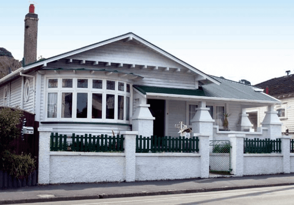 History Of New Zealand Houses Pzazz Building