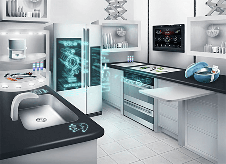 Kitchen technology is changing fast