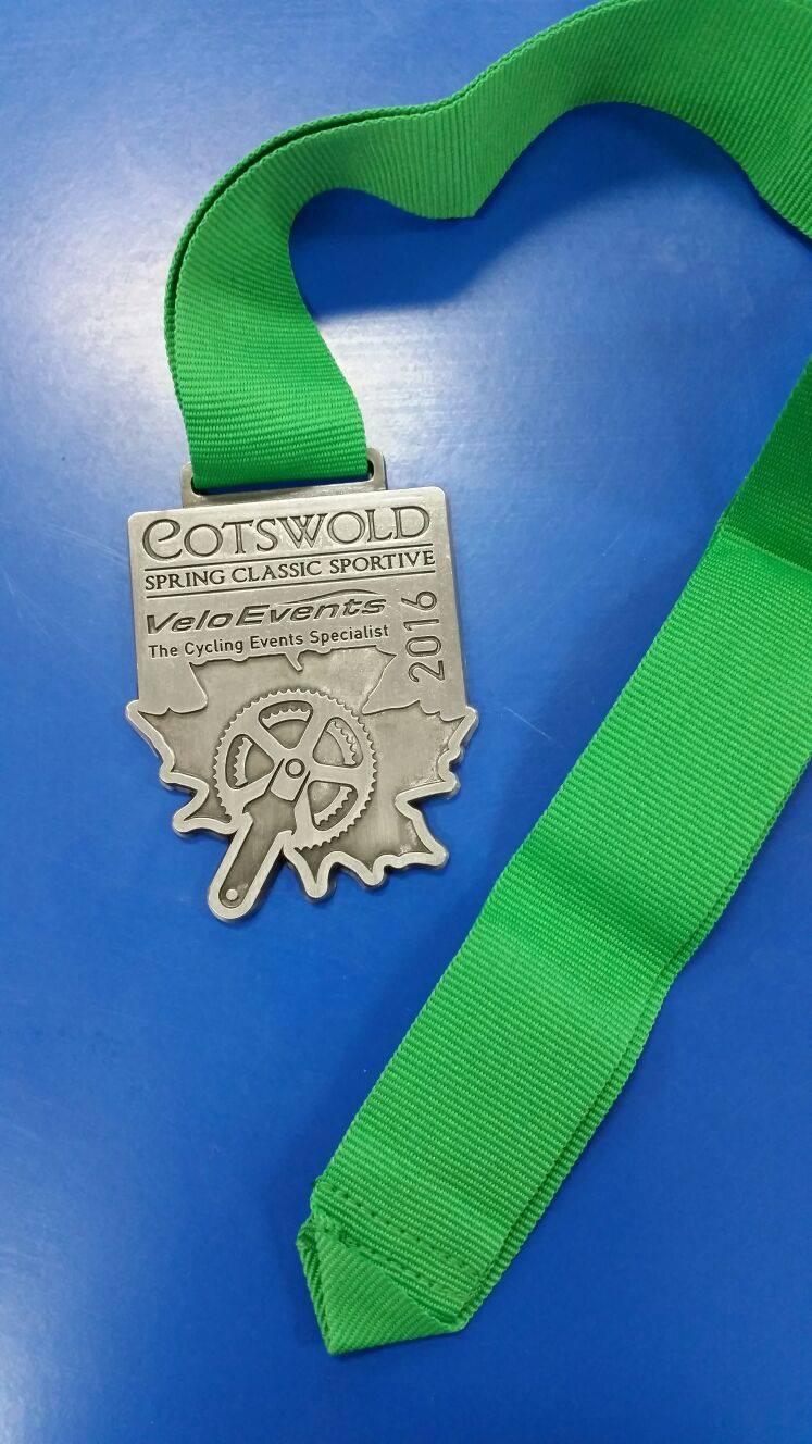 sportive medal
