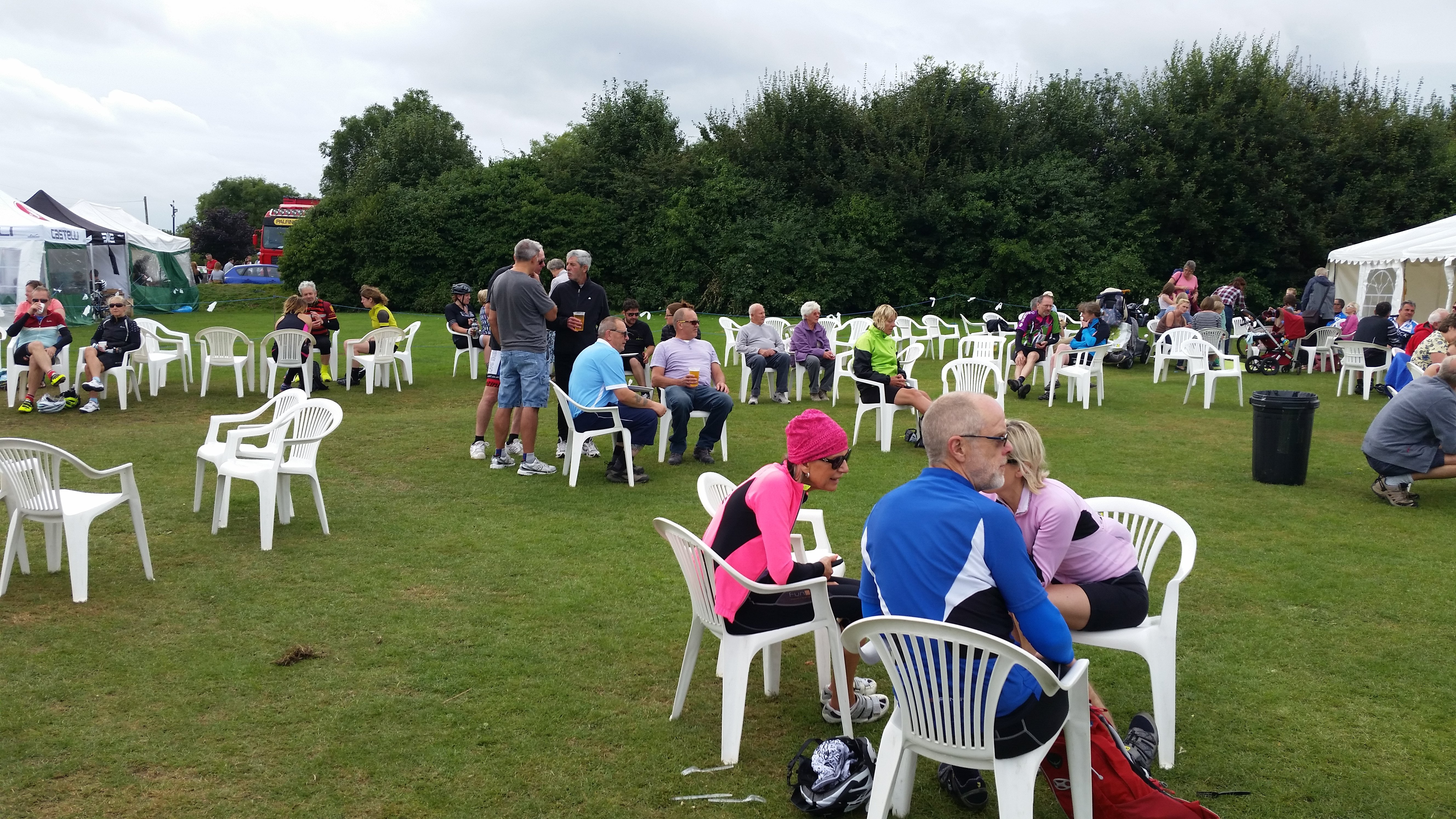 Sodbury sportive end village