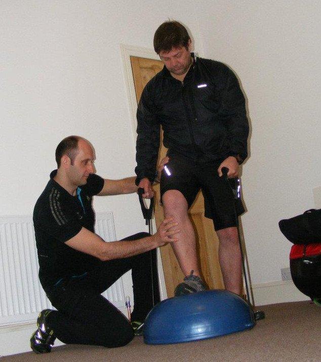 Personal Training Mark Wood Expoler
