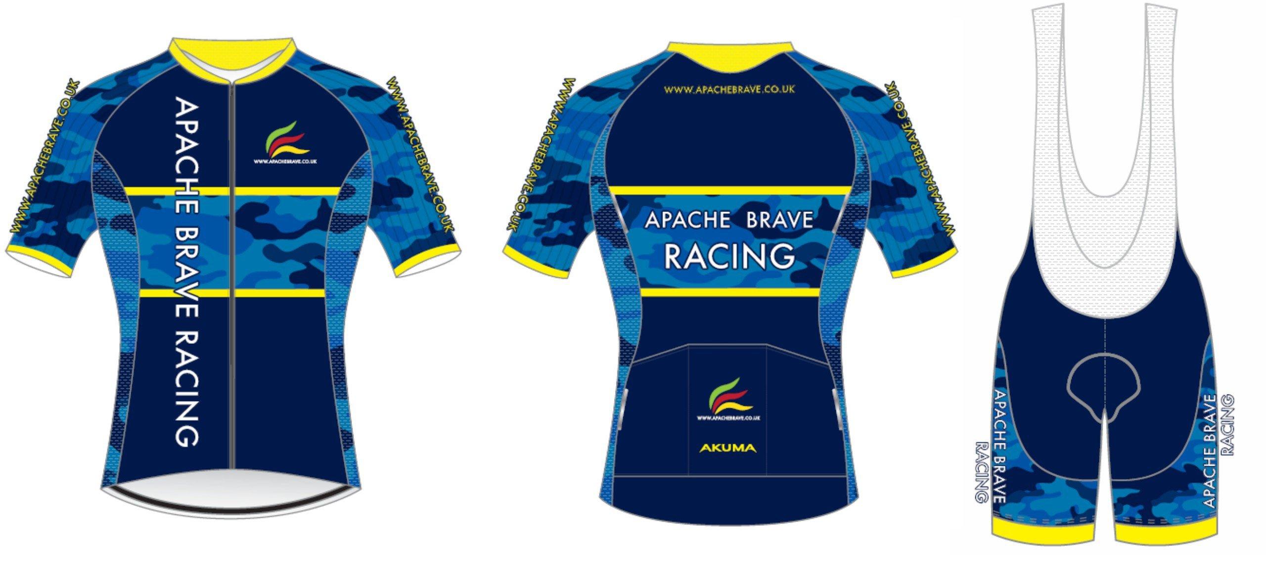 Apache Brave Racing Kit