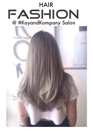grey haircolours ombre hair long hair transformations kayandkompany salon hairdressers muswellhill london n10