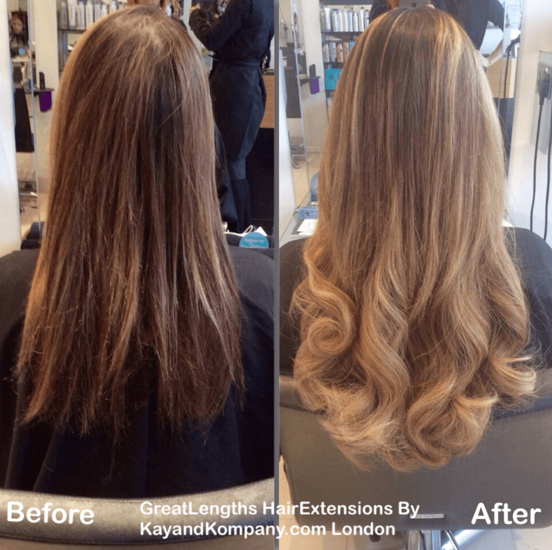 Great Lengths Hair Extensions Cost Uk Remy Indian Hair
